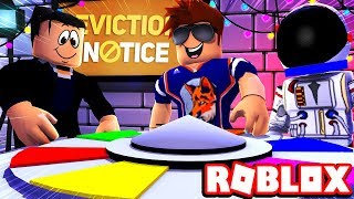 BE THE BEST... OR GET EVICTED! -- ROBLOX EVICTION NOTICE!