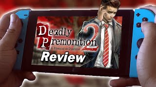 Deadly Premonition 2: A Blessing In Disguise Review (Nintendo Switch) (Video Game Video Review)