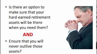 "Retirement in the New Normal - The Full Length Video on the ""Private Pension"""