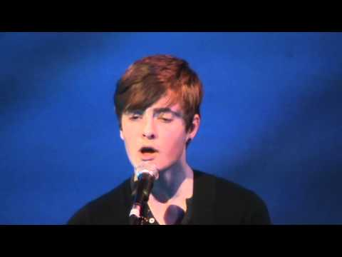 Kevin Roche Wins at Meath Foroige Talent Show 2013