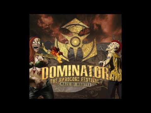 Dominator Festival 2017-  Maze of Martyr CD 2