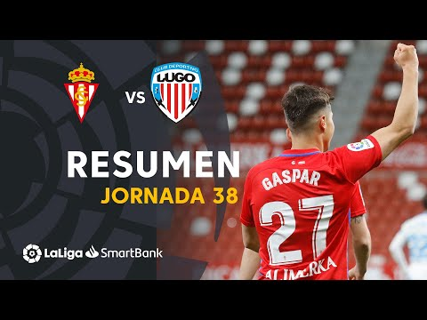 Gijon Lugo Goals And Highlights