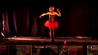 Morrigan - danse de feu