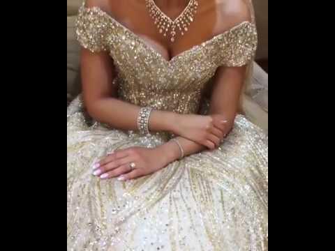 Zagat Youtube Wedding Dress Dana Wolley 1TSqw5U