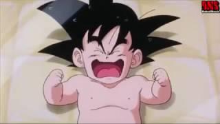 Reaksi Bardock saat Melihat Bayi Goku untuk Pertama Kalinya - Dragon Ball Reaction
