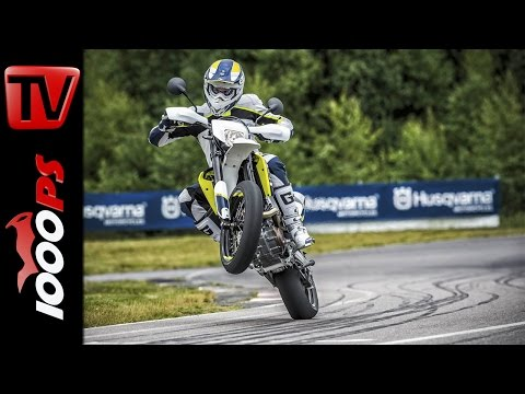 Husqvarna 701 Supermoto Test - Enduro | Fazit, Action, Sound