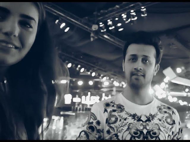 "Atif Aslam and Momina mustehsan Brand new soulful song "" Kuan Tha "" | latest song 2017 |"