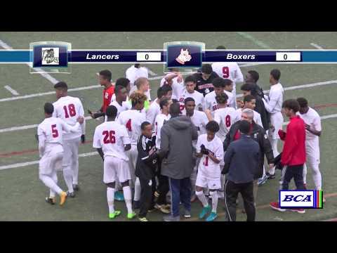MIAA State Championship Game - BHS Boys Soccer Vs Longmeadow (11-18-17)