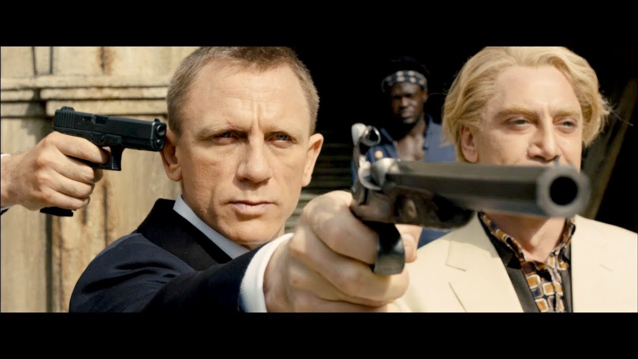 an analysis of the james bond series of movies