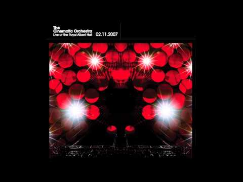 The Cinematic Orchestra - To Build a Home - Live at the Royal Albert Hall 2008