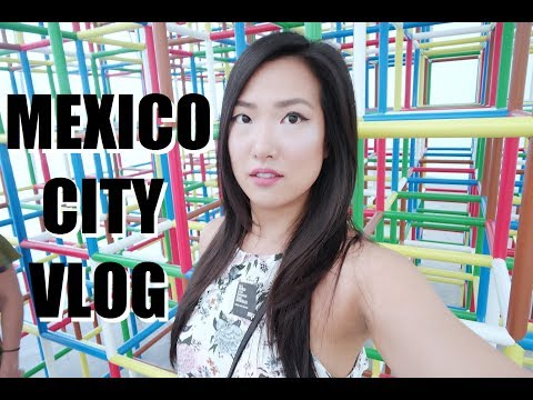 MEXICO CITY BIRTHDAY VLOG (What I Ate in Mexico City)