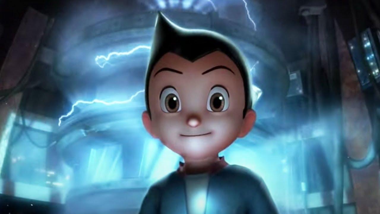"Download Astro Boy (2009) Official Clip ""Astro Boy Revives Zog"" - Freddie Highmore"