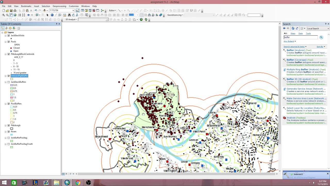Gis tutorial 1 assignment 9 2 for version 101 youtube gis tutorial 1 assignment 9 2 for version 101 sciox Gallery