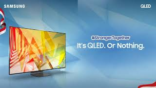 Samsung Indonesia: Purchase QLED 4K Now and Get 7.5 Mio Cashback*