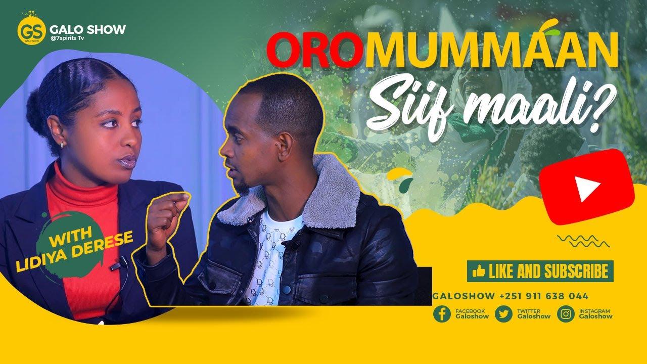 Download Oromummaan siif maali ? @lidiya derese