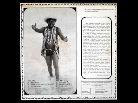 Godwin Omabuwa & His Cassanova Dandies - Kini Hewu