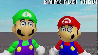 Smg4 3 Mil Fan Collab Submission: Mario in Roblox (A Roblox Short)
