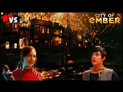 Book Vs. Movie: The City of Ember