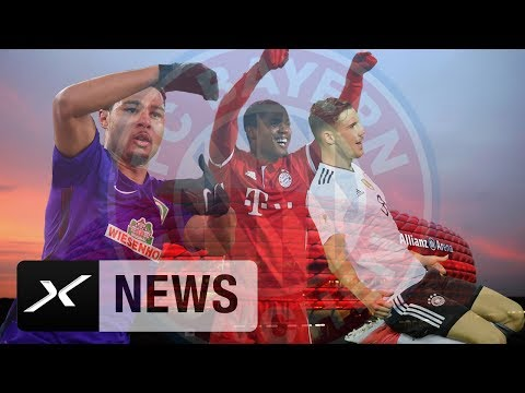 Serge Gnabry will weg, Douglas Costa auch   Transfer-News   FC Bayern München   Bundesliga