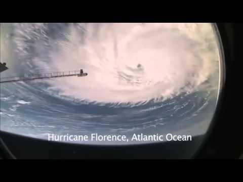 hurricane florence live