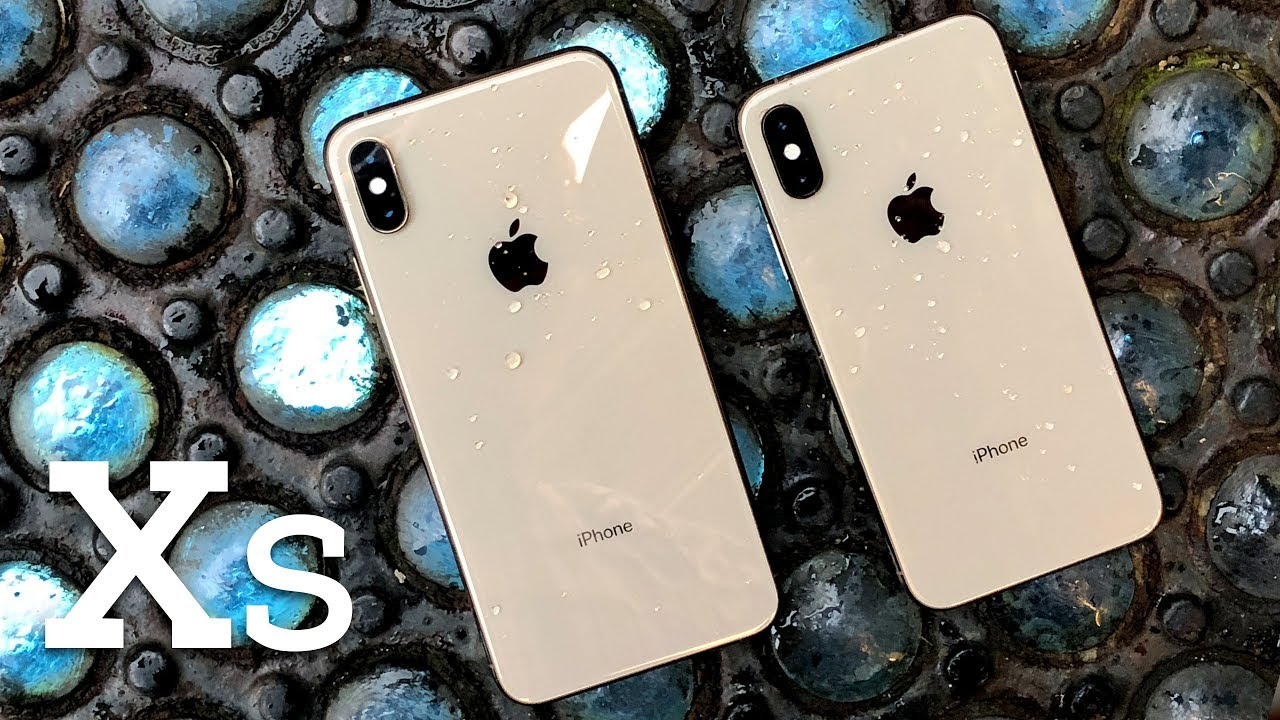 iPhone XS and XS Max Review: Bigger, faster, gold-er, better