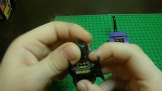 Лего 76061 Бетмен против женщины кошки