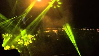 Intents Festival Partyraiser VS Drokz Dynamite Area