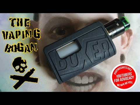 Boxer Mod Classic BF Squonk | Ginger Vaper | The mod that turned me SQUONK | The Vaping Bogan