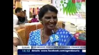 Singapore World Indian Festival 2014 - Bernama TV Tamil News (28th June)
