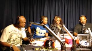 The Roll Out Show - Guest: Michael Colyar pt 2 10-07-15