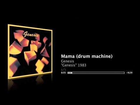 Genesis - Mama - 10min. Drum Machine [Edited]