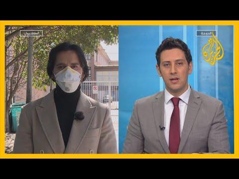 وزير الصحة التركي: فيروس كورونا بات على الأبواب، وسنقيم مستشفيات ميدانية بالمناطق الحدودية مع إيران  - نشر قبل 3 ساعة