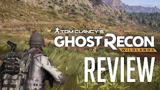 Tom Clancy's Ghost Recon Wildlands REVIEW (Video Game Video Review)