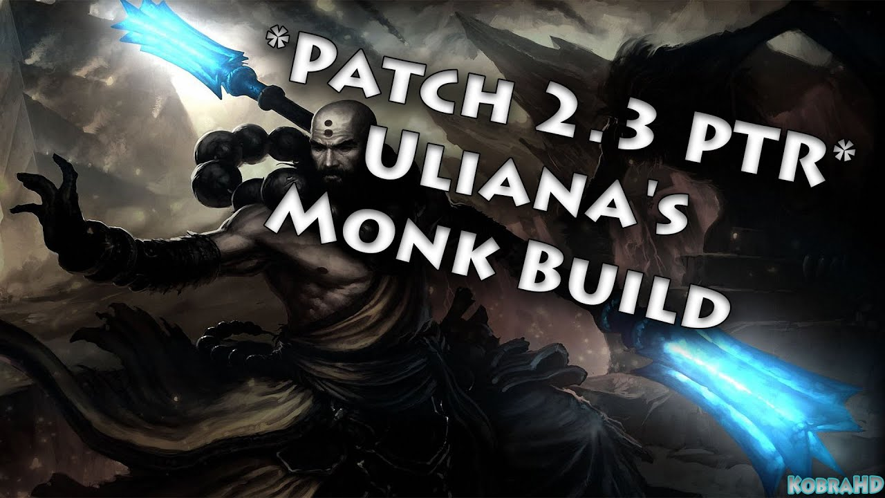 Build Uliana Monk