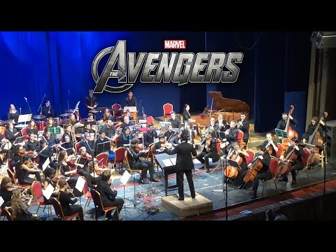 The Avengers Theme