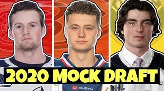 My Final 2020 NHL Mock Draft!