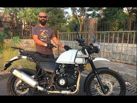 Royal Enfield Himalayan BS4 EFI Simplified Q&A