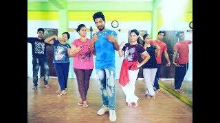 Amma Dekh Dekh Tera Munda Bigda Jaye - Nawabzaade || Dance Choreography  || Krishna Studio