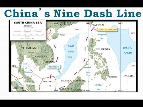 South China Sea Verdict: The 9-Dash Line Is Invalid The Court Decides