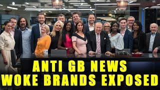 GB News TRIGGERS Woke Brands
