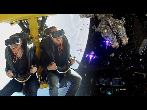 The New Screen Savers 98: VR Roller Coaster