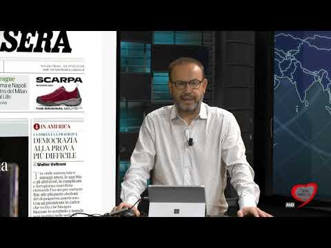 I giornali in edicola - la rassegna stampa 06/11/2020
