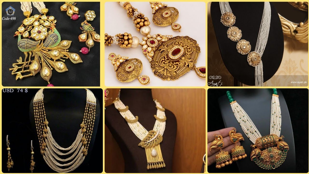 Antique Jewellery Bridal Sets