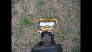 garrett ace 250 settings for park digs pinpointing tips part 1