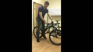 Уникальные складные велосипеды Dahon. Горные и городские Dahon. Обзор.