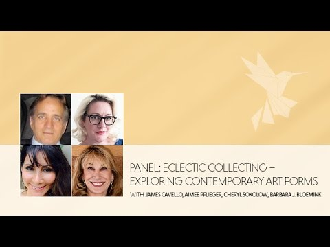 Eclectic Collecting – Exploring Contemporary Art Forms
