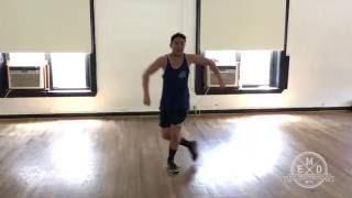 EPIC Motion Summer Intensives 2016   AJ Padayhag  