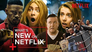 What's New On Netflix? The 5 Best Things To Watch This Week