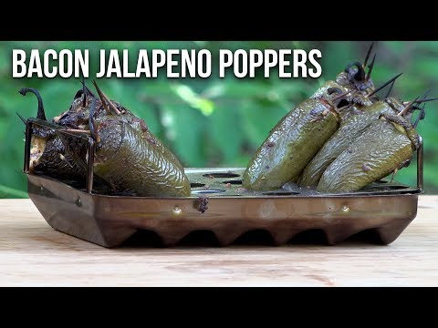 Bacon Jalapeno Poppers By The BBQ Pit Boys