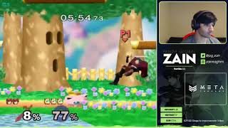 Super Smash Bros. Melee Daily: 2019-01-22 fak this game